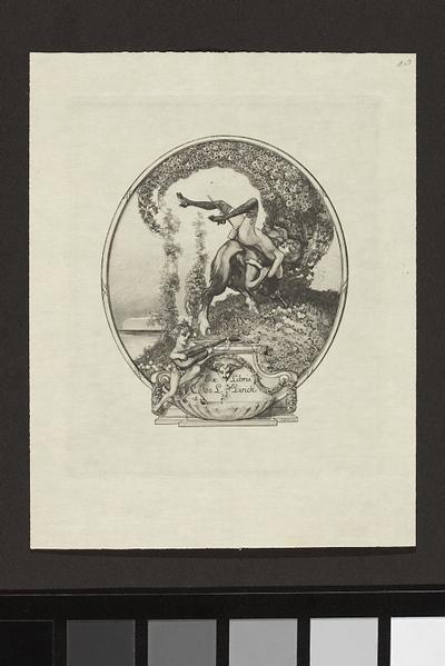 Ex-libris Jos. L. Dirick