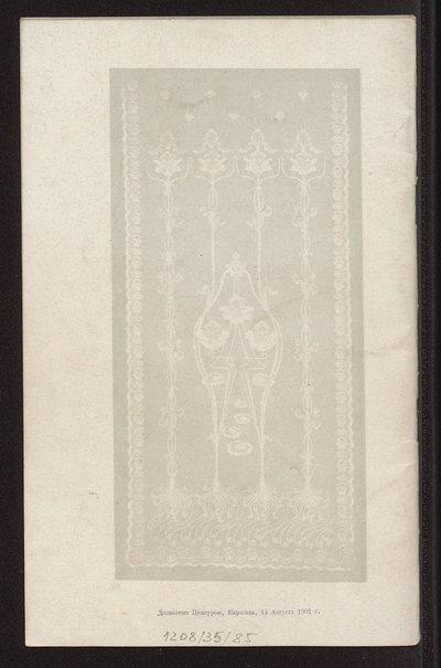 Katalog Domu Mody Bogusław Herse w Warszawie na sezon 1901/1902