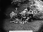 [Hafodunos family group, Llangernyw]
