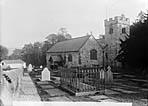 church, Llanrhaeadr-yng-Nghinmeirch]