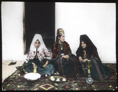 Bethlehem Women at Home.