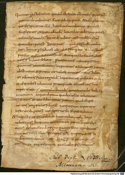 De sermone domini in monte libri II - BSB Clm 29382(4