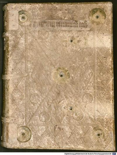 Augustini in epistolam S. Joannis tractatus decem - BSB Clm 14437