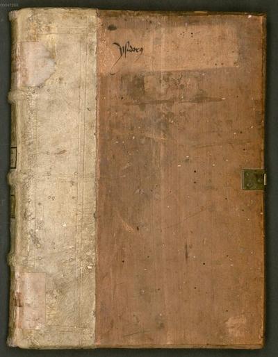 In libros Regum - BSB Clm 6307. Homiliae in Canticum canticorum / Origenes. In Tobiam / Beda