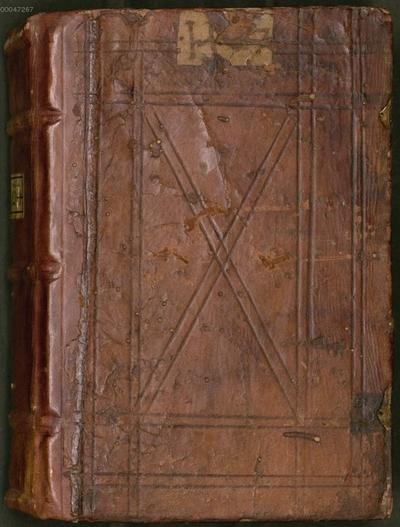 Vitas patrum (Exzerpte) - BSB Clm 6344. De fide catholica (Schluß). Sermones / Caesarius Arelatensis