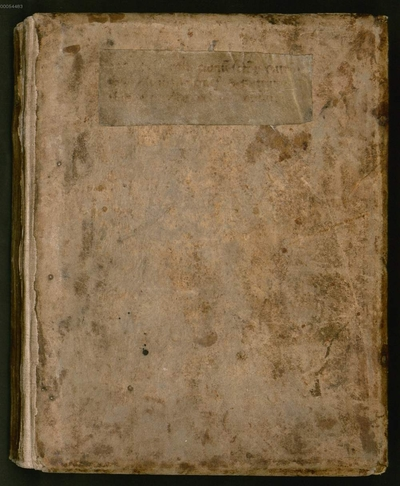 Collectio canonum 'Frisingensis' - BSB Clm 6243