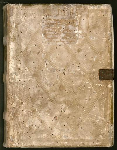 Moralia in Iob (Buch 32 - 35) - BSB Clm 6382