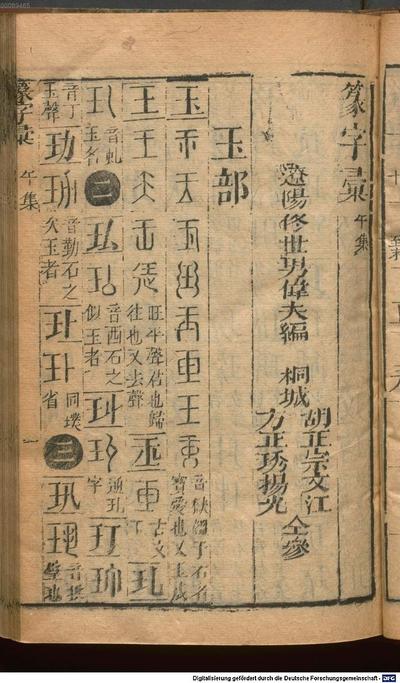 Zhuan zi hui :12 juan. 2