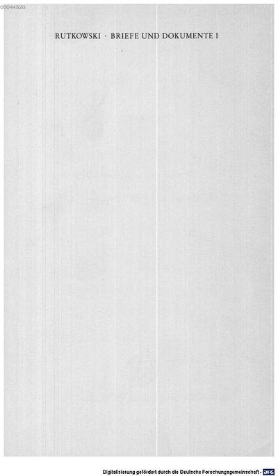Briefe und Dokumente zur Geschichte der österreichisch-ungarischen Monarchie :unter besonderer Berücksichtigung des böhmisch-mährischen Raumes. 1, ˜Derœ verfassungstreue Großgrundbesitz : 1880 - 1899