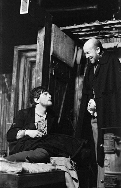 Zločin a trest, 1966, Státní divadelní studio 62-80