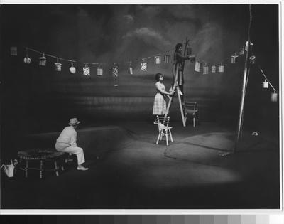 Srpnová neděle, 1959, Divadlo Oldřicha Stibora Olomouc 58-74