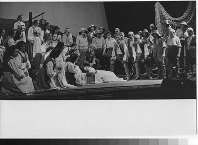 Viola, 1956, Státní divadlo Ostrava 48-95