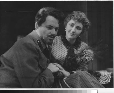 Maloměšťáci, 1953, Divadlo pracujících Gottwaldov 49-90