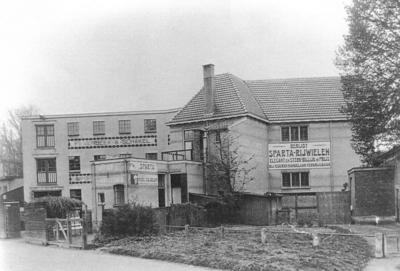 Sparta oijwielenfabriek.