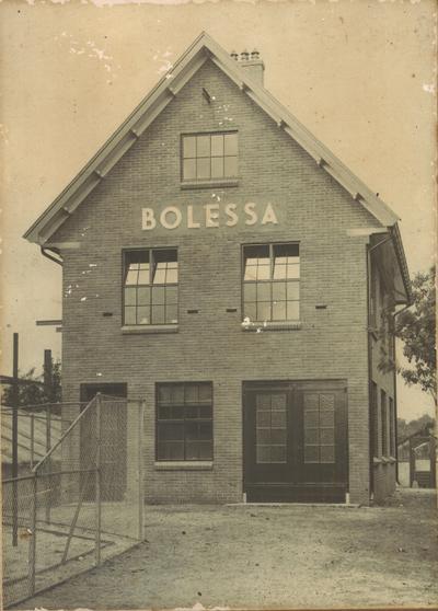 Sigarenfabriek Bolessa