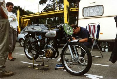 Sparta motor
