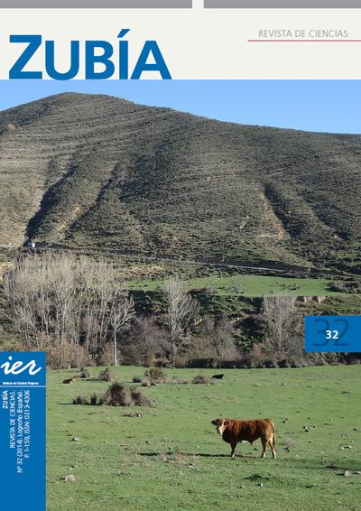Estudio fitoecológico de los pastizales de la Sierra de Cameros