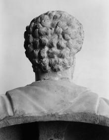 Kaiser Septimius Severus (Kopf auf nicht zugehöriger Büste) — Kaiser Septimius Severus (Kopf)
