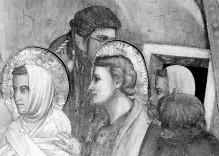 Kapellenausmalung — Magdalenenszenen — Auferweckung des Lazarus