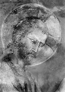Biblische und hagiographische Szenen, Fabeln, Jagd-, Kampf- und Monatsdarstellungen (v. d. Rest. 1978/79) — Erschaffung Evas