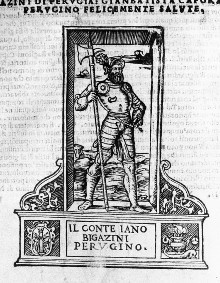 Graf Jano Bigazini von Perugia