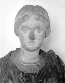 Büste der Lucilla (Büste modern) — Kopf der Lucilla (Büste modern)