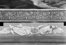 Deckenbild mit der Allegorie der Toskana
