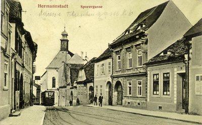 Hermannstadt - Sporergasse