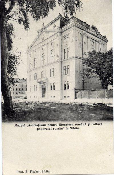 Muzeul Asociatiunii pentru literatura romana si cultura poporului roman in Sibiu