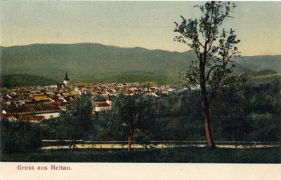 Gruss aus Heltau. [Sibiu - Cisnadie]