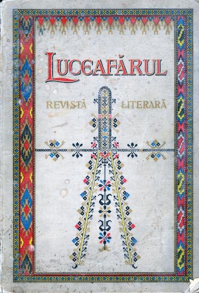 LUCEAFĂRUL-Revistă pentru literatură şi artă. Anul VII, 1908.