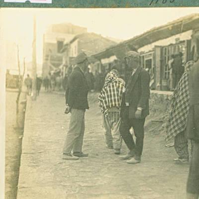 Karaoğlan ve Tahtakale Çarşısı