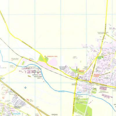 Ankara yerleşim haritası