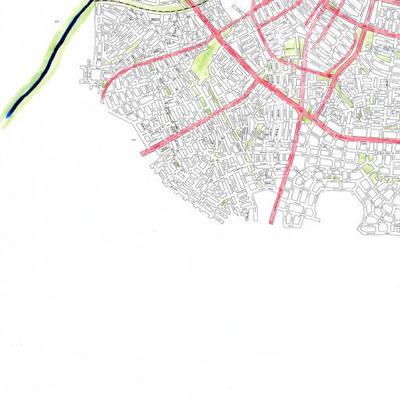 Ankara şehir rut planı