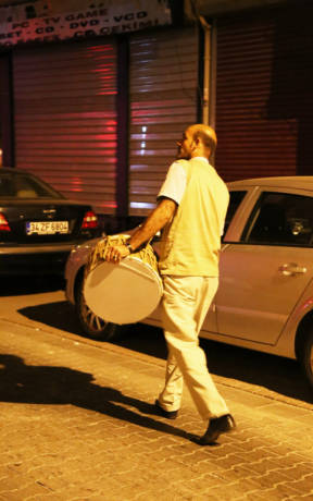 Ramadan Drummer