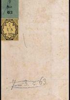 Memorie storiche sopra l'uso della cioccolata in tempo di digiuno, esposte in una lettera a monsig. illustriss., e reverendiss. arcivescovo N. N