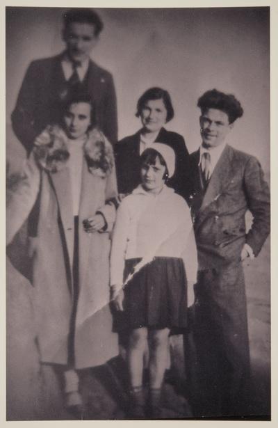 Family photo | Foto di famiglia