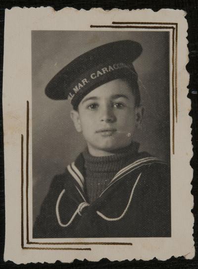 Portrait of a young pupil | Ritratto di un allievo del collegio