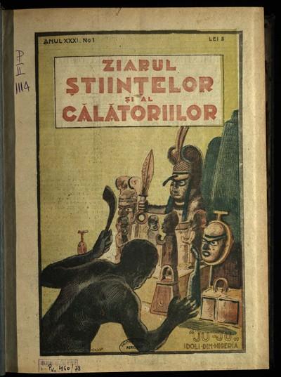 Ziarul ştiinţelor şi al călătoriilor - 1927