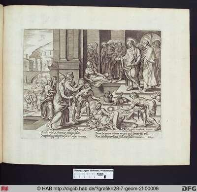 Der Tod Saphiras.