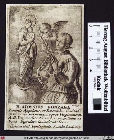B. Aloysius Gonzaga