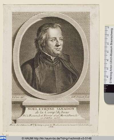 Noel Etienne Sanadon
