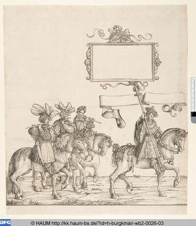 Anthonius von Dornstätt, der Pfeifer
