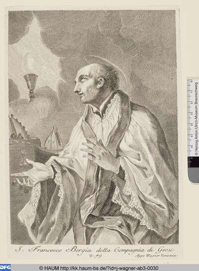 S. Francesco Borgia