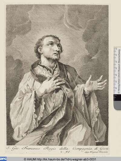 S. Gio. Francesco Regis