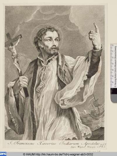 S. Franciscus Xaverius