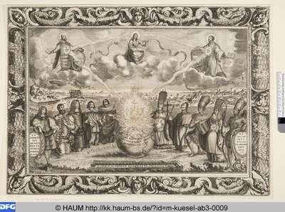 Triumph des Jesuitenordens