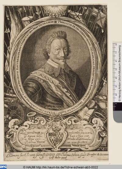 Godfrid-Henric Comes in Bapenheim
