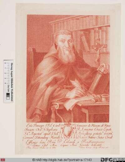 Bildnis Erhard von Radkerspurg