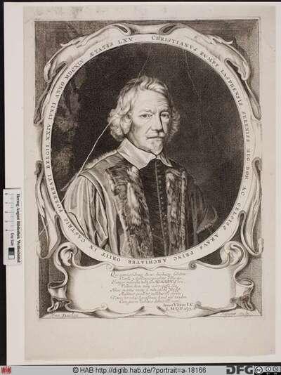 Bildnis Christian Rumpf
